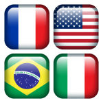 Flags of All Countries of the World: Guess-Quiz 1.91 APK