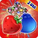 Fruit Candy Blast – Sweet Match 3 Game 12340  APK