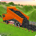 Highway Construction Road Builder 2020- Free Games 1.0 APK