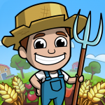 Idle Farm Tycoon – Merge Simulator 0.33 APK