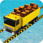 Indian Cargo Truck Impossible Tracks 1.4 APK