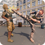 Kung Fu Commando 2020 : New Fighting Games 2020 4.6 APK