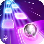 Magic Tiles Hop Forever EDM Rush! 3D Music Game  APK
