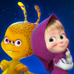 Masha and the Bear: We Come In Peace! 1.0.9 APK