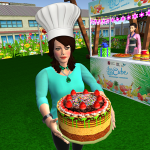 My Home Bakery Food Delivery Games 1.13 APK