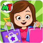 My Town : Shopping Mall Free 1.12 APK