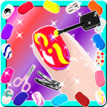 Nail Salon Princess Manicure 4.3 APK