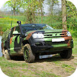 Offroad Pickup: City Cargo Truck Drive Simulator 1.0 APK