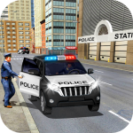 Police Spooky Jeep Parking Simulator V3 1.1 APK