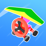 Road Glider – Incredible Flying Game 1.0.27 APK