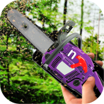 Simulator of Chainsaw Sounds 1.0.1.0 APK