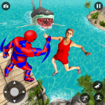 Superhero Police Speed Hero:Rescue Mission 1.14 APK