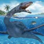 Ultimate Sea Dinosaur Monster: Water World Game 1.2 APK