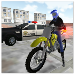 motocross racing star -ultimate police game 1.22 APK