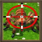 spiders hunting .Hunter & Shooter 3D Hunting Games 95 APK
