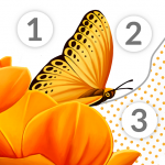 April Coloring – Oil Paint by Number for adults. 2.62.0  APK