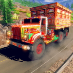 Asian Truck Simulator 2019: Truck Driving Games 2.0.0207  APK