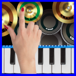 Blue Drum – Piano 1.8 APK