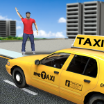 City Taxi Driving simulator: PVP Cab Games 2020 1.53 APK