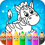 Coloring pages for children: animals 1.0.6 APK