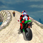 Hill Top Bike Racing 2.4 APK