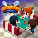 Idle Restaurant Tycoon – Build a restaurant empire 1.0.0 APK