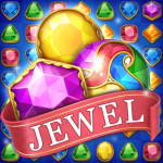 Jewel Mystery 2 – Match 3 & Collect Coins 1.3.1  APK