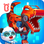Little Panda: Dinosaur Care 8.48.00.01  APK