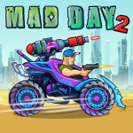 Mad Day 2: Shoot the Aliens 2.0 APK