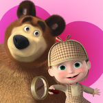 Masha and the Bear – Spot the differences 3.9 APK
