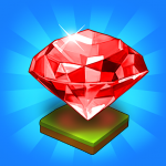 Merge Jewels: Gems Merger Evolution games 2.0.18  APK