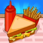 Merge Sandwich: Happy Club Sandwich Restaurant 2.0.17   APK