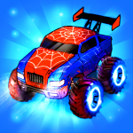 Merge Truck: Monster Truck Evolution Merger game 2.0.18  APK