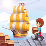 Pocket Ships Tap Tycoon: Idle Seaport Clicker 0.7.0 APK