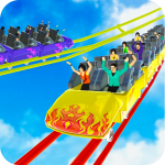 Reckless Roller Coaster Sim: Rollercoaster Games 1.2.1  APK