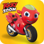 Ricky Zoom™: Welcome to Wheelford 1.4 APK