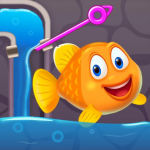 Save the Fish – Pull the Pin Game 21.4.9 APK