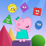 Shapes and colors for kids 1.1.1 APK