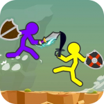 Stick Warriors – Battle Fight 1.2  APK