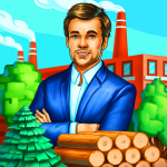 Timber Tycoon – Factory Management Strategy 1.1.0 APK