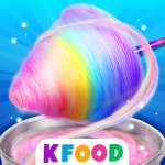 Unicorn Chef Carnival Fair Food: Games for Girls 6.2  APK