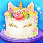 Unicorn Food – Cake Bakery 2.1 APK