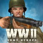 World War 2 Frontline Heroes: WW2 Commando Shooter 1.2.3 APK