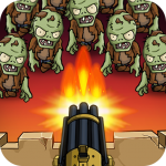 Zombie War: Idle Defense Game 50  APK
