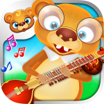 123 Kids Fun MUSIC BOX Top Educational Music Games 1.43 APK