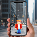 AR Minecraft skins Visualiser in Augmented Reality 11 APK