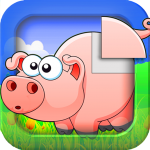 Animal sounds puzzle HD 1.0 APK