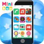 Baby Real Phone. Kids Game 2.1 APK