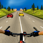 Bicycle Rider Traffic Race 17 1.6 APK