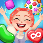 Candy Go Round – #1 Free Candy Puzzle Match 3 Game 1.6.0 APK